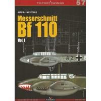 57, Messerschmitt Bf 110 Vol. 1