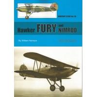 116, Hawker Fury and Nimrod