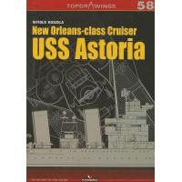 58, New Orleans-Class Cruiser USS Astoria