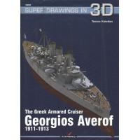 63,The Greek Armored Cruiser Georgios Averof 1911 - 1913