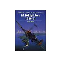 011,Bf 109 D/E Aces 1939 - 1941